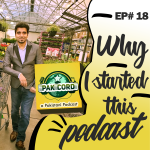 #18 – Why I Started This Podcast